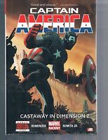 Captain America Vol 1 Castaway in Dimension Z by Remender & JR Jr HC Marvel 2013