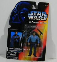 1995 Star Wars The Power of The Force Lando Calrissian