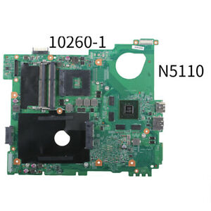 FOR DELL Inspiron 15R N5110 Motherboard Tested OK 10260-1 10245-1 0J2WW8 J2WW8