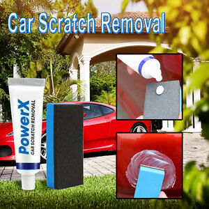 PowerX Car Scratch Removal Kits Scar Removal Supplies