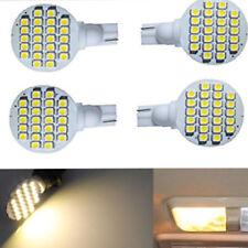 4x T10 921 194 W5W Warm White RV Trailer Interior Dome Map LED Light Bulb Lamp