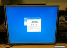 "19"" SYS-TEC OpenFrame Metall Touchscreen VGA Display, Monitor, Industrie, Kasse"