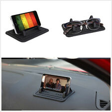 Silicon Pad Car Off-Road Dashboard Mount Cellphone Organizer Holder For iPhone 6