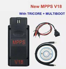 Cable de programmation MPPS V18 principal  TRICORE MULTIBOOT avec câble Tricore