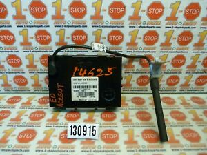 2007 07 HYUNDAI ACCENT BODY CONTROL MODULE BCM BCU 95400-1E611 OEM