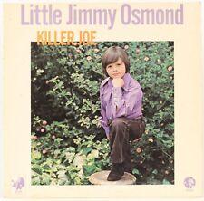 Killer Joe   Little Jimmy Osmond  Vinyl Record