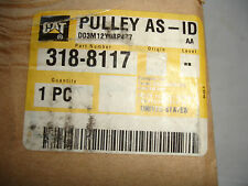 Genuine CAT Caterpillar As ID Belt Idler Pulley 3188117 318-8117 Factory Pully