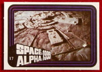 SPACE / ALPHA 1999 - MONTY GUM - Card #17 - Netherlands 1978