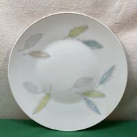 """Vtg RARE Mid-Century 60's LEAVES ROSENTHAL Germany 9 3/4"""" Dinner Plate"""