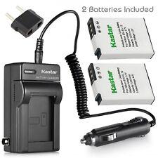 Kastar EN-EL12 battery charger for Nikon S9700 S9700s AW120 S620 S6000 S8200