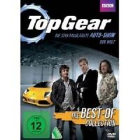 BBC - TOP GEAR - BEST OF COLLECTION  DVD NEU