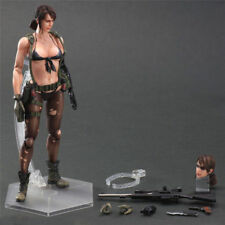 Metal Gear Solid V The Phantom Pain Play Arts Kai Quiet Action Figure Toy Doll