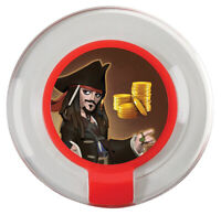 Disney Infinity - Jack Sparrow Pieces Of Eight Power D