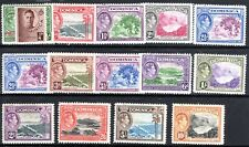 Dominica part set  incl 10/- mmint  Cat £94 1938-47 [D812]