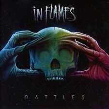 Flames - Battles Neuf CD
