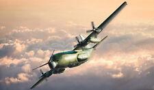 ITALERI 1:72 KIT AEREO LOCKHEED MARTIN MC-130E HERCULES COMBAT TALON I  ART 1369
