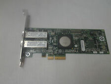 HP 397740-001 LPE11002 PCI-E Fiber Channel Dual Port NIC Adapter