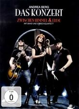 ANDREA BERG: DAS KONZERT, Zwischen Himmel & Erde (NEU+OVP) DVD
