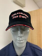 Philadelphia Fire Dept. Ball Cap One Size Color Black
