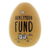 Large Saving Eggs Ceramic Money Pot Box Tin Saving Bank Eggcellent Gift Fun Cute