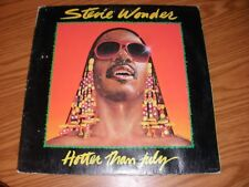 "STEVIE WONDER ""HOTTER THAN JULY"" 1980 TAMLA T8-373 M1"