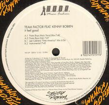 TEAM FACTOR - It Feel Good - M.O.D.A. - Music Fashion