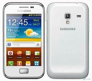 Samsung Galaxy Ace Plus 3G WIFI GPS Android 2.3 Unlocked Smartphone - 5MP Camera