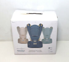 Mondeer - Babytrage / Bauchtrage 9 in 1, Farbe: blau / 3–36 Monate bis 20 kg