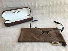 Oakley RX Eyeglasses Glasses Frame BRACKET 2.1 Matte Black [51-18-118]