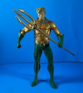 "AQUAMAN DC Comics The New 52 Justice League 7"" Action Figure Jim Lee"