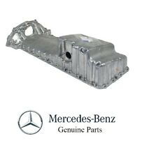 For Mercedes W124 R129 W202 W210 300CE 300TE 300SL Genuine Engine Motor Oil Pan