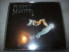 CD -  PUPPET MASTER - THE SOUNDTRACK COLLECTION - BOX - LIMITED - SEALED