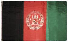 2x3 Afghanistan Flag 2'x3' Banner Grommets