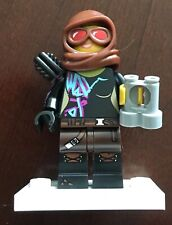 NEW!!! LEGO MOVIE 2 SERIES 71023  BATTLE READY LUCY #2 MINIFIGURE