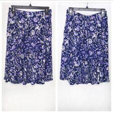 Lularoe Flotal Madison Skirt Size Small