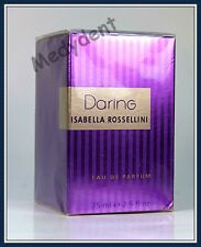 DARING ISABELLA ROSELLINI EAU DE PARFUM 2.5 OZ / 75 ML FOR WOMEN SAME NIB SEALED
