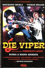 Assault with a Deadly Weapon , 100% uncut , big Hardbox , new , Umberto Lenzi