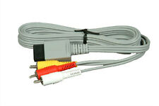 Nintendo Wii RCA A/V Cable (6 ft. / 2 meter)