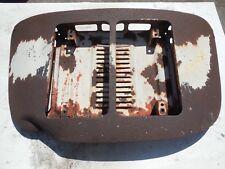 PORSCHE 356 ENGINE MOTOR DECK LID COVER COUPE 356B 356C 356SC B C SC T6 VENTS