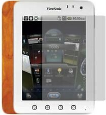 Skinomi Light Wood Tablet Skin+Screen Protector Cover for ViewSonic ViewPad 7E