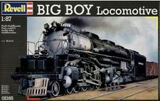Revell 02165 Big Boy Locomotive Plastic Kit scale 1/87- Tracked 48 Post