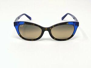 NEW!! with Tag Authentic! Maui Jim Llima/ Blue/Tortoise  Sunglasses