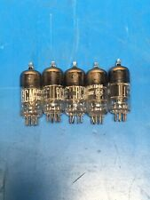 RCA Vacuum tubes 6CB6 Lot of 5