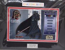 Disney ACME Star Wars Darth Vader Character Key LE 202/250 Jumbo Pin! N3W 113154