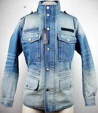 DIESEL D-RICHARD GIACCA Jeansjacke Herrenjacke Denim Jacket Gr.L NEU mit ETIKETT