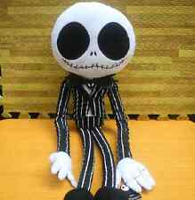 """Top Sale The Nightmare Before Christmas Jack Skellington Plush Doll Toy Gift 25"""""""