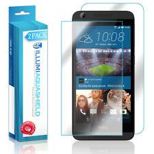 2x iLLumi AquaShield HD Front Screen + Back Protector for HTC Desire 626 / 626s
