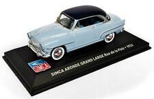 Voiture modèle réduit collection 1/43ème Simca Aronde 1956