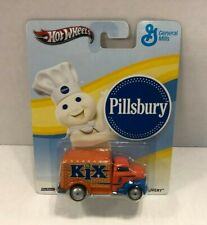 ERROR packaging *** Hot Wheels Pop Culture '49 FORD COE in Pillsbury packaging