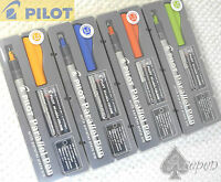 4 Pilot Parallel Calligraphy pen 4 size set 1.5mm.2.4mm.3.8mm.6.0mm T